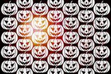 Free Grunge Textured Halloween Night Background Stock Image - 20950641