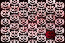 Free Grunge Textured Halloween Night Background Stock Images - 20950654