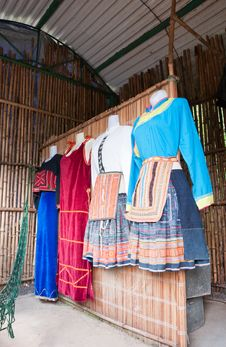 Free Ethnic Clothes Stock Photos - 20950813