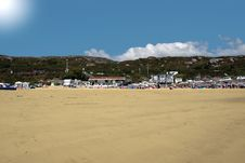 Free Sandy Beach In Kerry Stock Images - 20951114