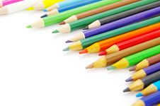 Free Pencils Royalty Free Stock Photos - 20951748