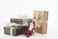 Free Christmas Parcels Stock Photos - 20951853