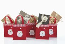 Free Christmas Parcels Royalty Free Stock Photos - 20952028
