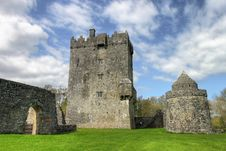 Free Aughnanure Castle In Co. Galway, Ireland. Stock Photography - 20952752