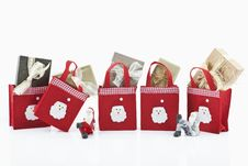 Free Christmas Parcels Stock Photography - 20953262