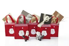 Free Christmas Parcels Royalty Free Stock Images - 20953269