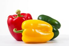 Free Peppers Royalty Free Stock Image - 20953716