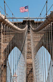 Free Brooklyn Bridge Stock Image - 20953821