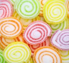 Free Close-up Of Colorful Candy Royalty Free Stock Photo - 20953915