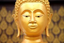 Free Face Of The Buddha Stock Photography - 20954022