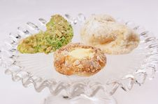 Free Traditional Sicilian Almond Pastry Royalty Free Stock Image - 20954406