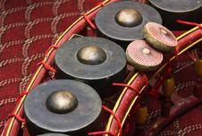 Free Thai Style Xylophone Royalty Free Stock Photos - 20954618