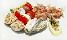 Free The Seafood For Gourmet Royalty Free Stock Image - 20955426