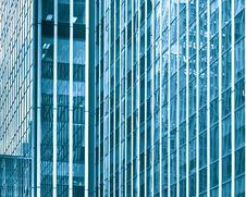 Free Modern Building Windows Royalty Free Stock Image - 20955766