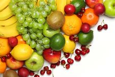 Free Fresh Fruits Royalty Free Stock Image - 20955796