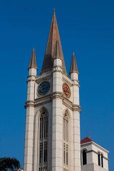 Free Clock Tower Stock Photos - 20955963
