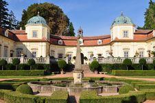 Free Castle Buchlovice In Czech Republic Stock Photo - 20957480