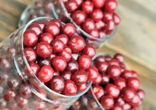 Free Cherries. Royalty Free Stock Image - 20957646