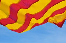Free Signal Flag Royalty Free Stock Photography - 20958047