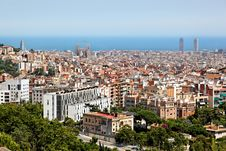 Free Barcelona, Spain, Europe Royalty Free Stock Photography - 20958417