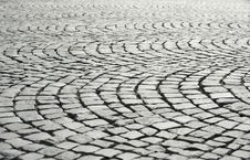 Free Grey Tiles On The Pavement Stock Photography - 20958772