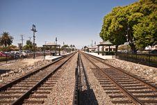 Free Train Tracks Stock Photos - 20959253