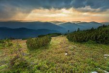 Free Carpathians Mountains Stock Photos - 20959943