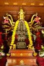 Free Guan Yin Royalty Free Stock Photo - 20961585