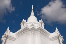 Free White Temple Stock Images - 20960424