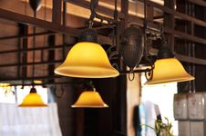 Free Lamp Hang Luxury Style Stock Photography - 20961132