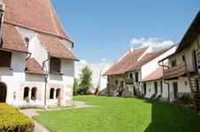 Free Fortified Churches Of Transylvania Royalty Free Stock Photos - 20961898