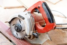 Free Circular Saw Stock Photo - 20961920