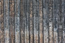 Free Old Bamboo Fence Royalty Free Stock Photos - 20962098