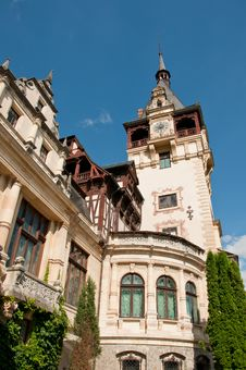 Free Beautiful Architecture Of Royal Castle Stock Photos - 20962223