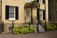 Free House Entrance Stock Photography - 20962552