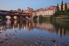 Free Bassano Alpines  Brudge Royalty Free Stock Image - 20962576