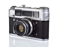 Free Old Analog Photo Camera Stock Photos - 20964323