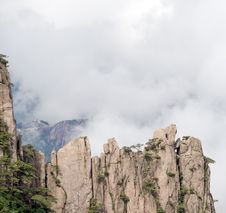 Free Cloudscape Image Of  Huangshan Stock Photography - 20964612