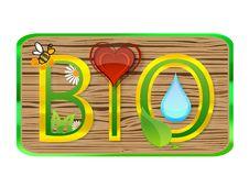 Free Abstract Nature Bio Symbol Stock Photo - 20964630