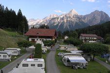 Free Mountains In Austria Stock Photo - 20964640