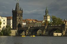 Free View Of Old City Prague - Czek Republic Stock Photography - 20965382