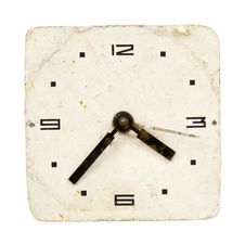 Free Vintage Clock-face Stock Images - 20966124
