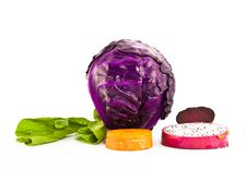 Healthy Color,fruits And Vegetables