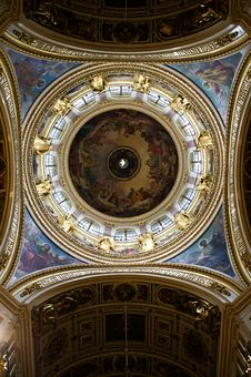 Free Saint Isaac S Cathedral Royalty Free Stock Photo - 20966765