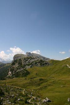 Free The Dolomites Royalty Free Stock Image - 20966906