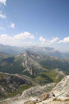 Free The Dolomites Royalty Free Stock Image - 20966986
