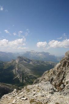 Free The Dolomites Royalty Free Stock Photo - 20967025