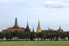 Free Wat Phra Kaew Stock Photos - 20967363