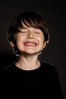 Child Portrait Stock Images