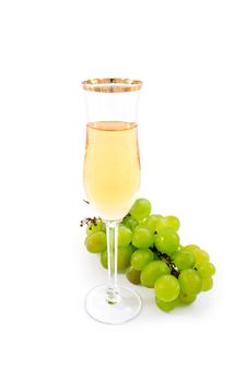 Free Glass Of Wine Royalty Free Stock Photos - 20969478